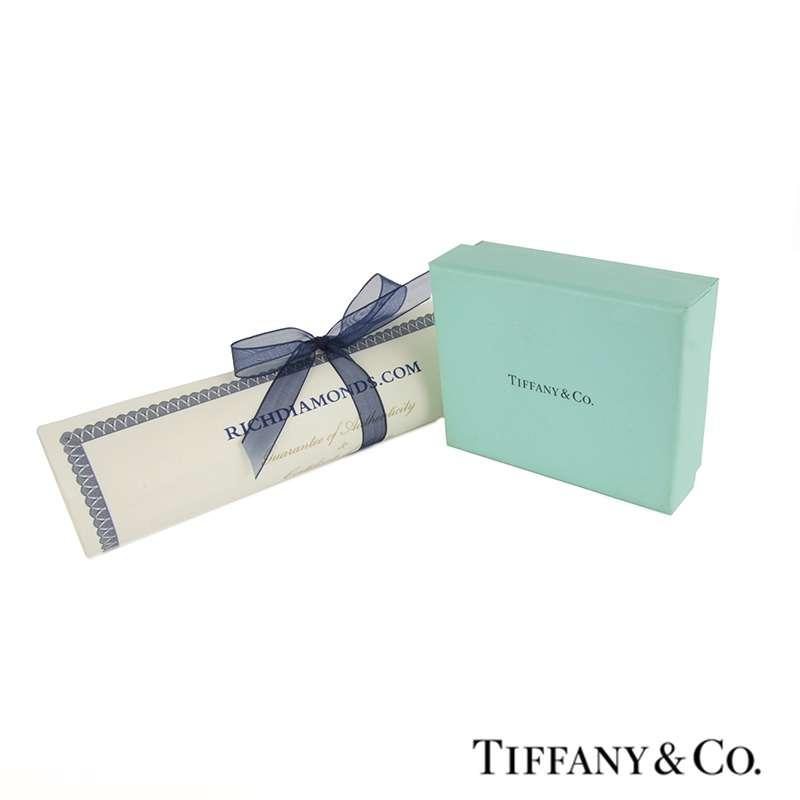 Tiffany & Co Yellow Gold & Platinum Band